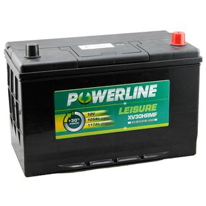 XV30HRMF Powerline Leisure Battery 12V