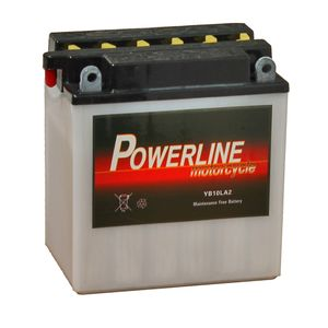 YB10L-A2 Powerline Quad Bike ATV Battery