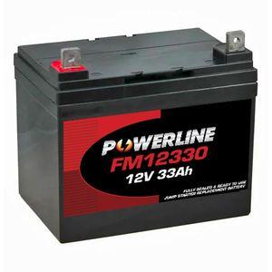 FM12330 Powerline Jump Starter Battery 12V 33Ah