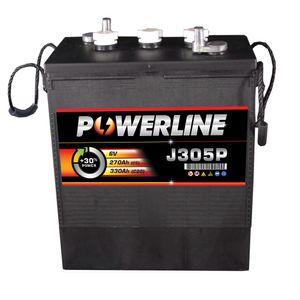 J305P Powerline Battery Deep Cycle 330Ah