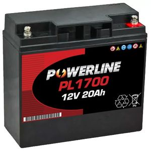 PL1700 Powerline Jump Starter Battery 12V 20Ah