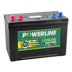 XV27MF Powerline Leisure Battery 12V
