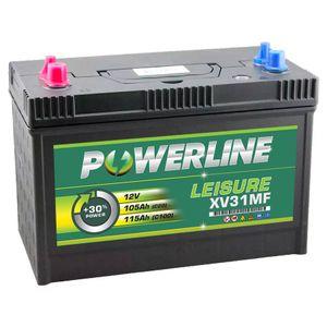 XV31MF Powerline Leisure Battery 12V