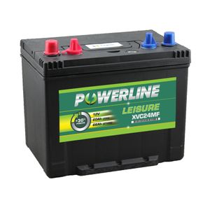 XVC24MF Powerline Leisure Battery 12V