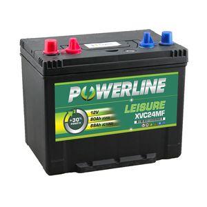 XVC24MF Powerline Leisure Battery 12V
