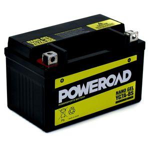 YG7A-BS GEL Poweroad Motorcycle Battery