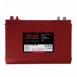 Rolls 12-FS-31 FS Series 12 Volt Battery