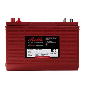 Rolls S170 Series 4000 12Volt Battery (S12 31)
