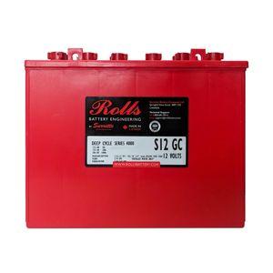 Rolls S12 GC Series 4000 12 Volt Battery