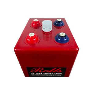 Rolls S2-1620GEL OPzV 2 Volt Gel Battery