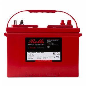 Rolls S105 Series 4000 12Volt Battery (S12 24)
