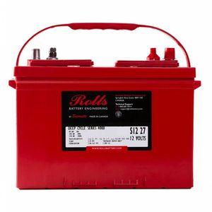 Rolls S140 Series 4000 12Volt Battery (S12 27)