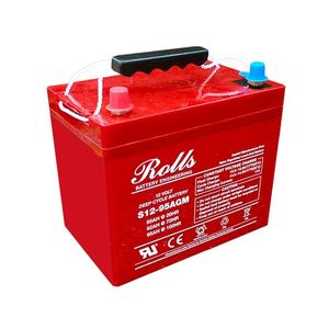 Rolls S12-95AGM Deep Cycle Series 12 Volt Battery