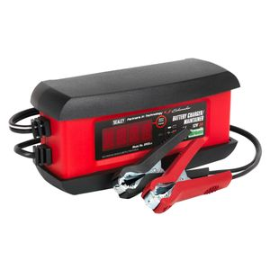 Sealey Schumacher Intelligent Lithium Speed Charge Battery Charger 3A 12V SPI3S