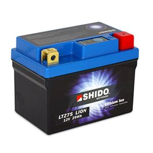 YTZ7S Shido Lithium Motorcycle Battery LiFePO4 LTZ7S