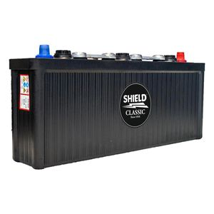 Type 280 Classic Car Hard Rubber Battery 6V 150Ah
