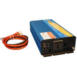 1200W 12V Pure Sine Wave Power Inverter