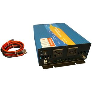 1500W 12V Pure Sine Wave Power Inverter