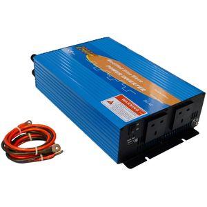 2500W 12V Modified Sine Wave Power Inverter