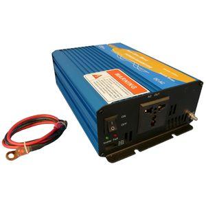 600W 12V Pure Sine Wave Power Inverter