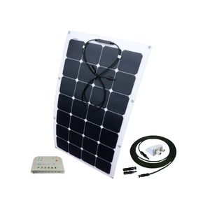 Solar Flexible Curve Panel Kit 150W 12V
