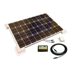 Solar Panel Kit 80W 12V Mono