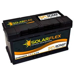 SFL110 Solarflex Industrial Solar Battery 12V 70Ah 90Ah 110Ah