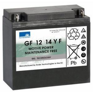 GF12014YF Sonnenschein Battery (GF1214YF / GF 12 14 Y F)