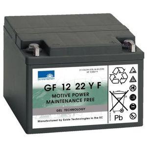 GF12022Y Sonnenschein Battery GF12022YF (GF 12 022 Y F / GF 12 22 Y)