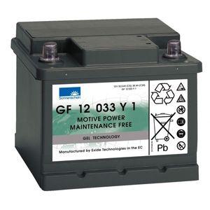 GF12033Y1 Sonnenschein Battery (GF1233Y1 / GF 12 33 Y1)