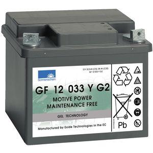GF12033YG2 Sonnenschein Battery (GF1233YG2 / GF 12 33 YG2)