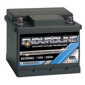 Enduroline EX38GEL Deep Cycle Gel Battery