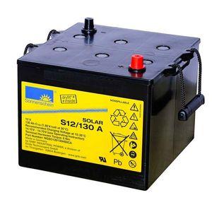 S12/130 A Sonnenschein Solar Series Battery