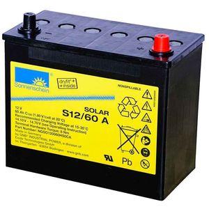 S12/60 A Sonnenschein Solar Series Battery