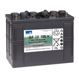 GF12105V Sonnenschein Battery (GF 12 105 V)