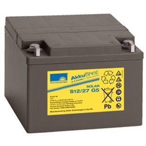 S12/27 G5 Sonnenschein Solar Series Battery