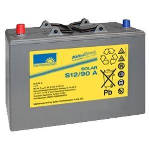 S12/90 A Sonnenschein Solar Series Battery