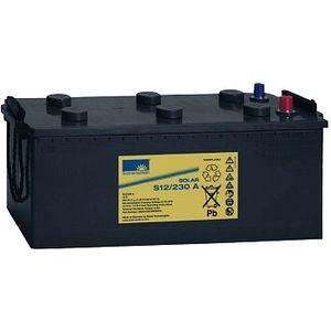 S12/230 A Sonnenschein Solar Series Battery