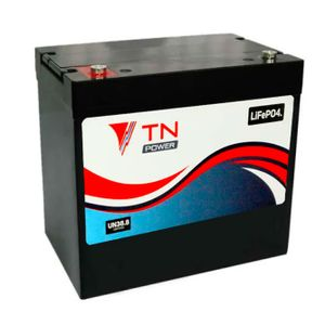 TN POWER 84Ah Lithium Leisure Battery LiFePO4