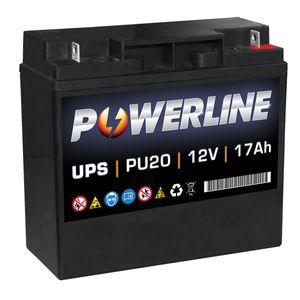 PU20 Powerline UPS Battery