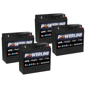 PU420 Powerline UPS Battery Pack