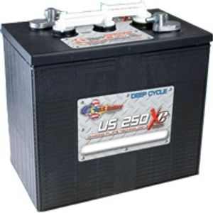 US250 Deep Cycle Monobloc Battery 6V 258Ah  Also Known As: PB6250, DC-250 10017, J250G, CR-250, 901