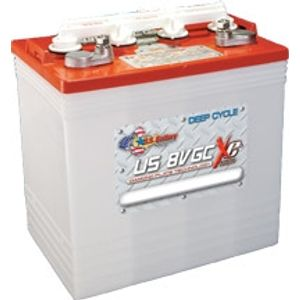 US 8VGC Deep Cycle Monobloc Battery 8V 170Ah  Also Known As: PB81666DT, GC-8V 10016, T-806/T-875, CR-165, D890, GC8, VGCHC