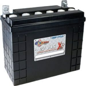 USEV145 Deep Cycle Monobloc Battery 12V 150Ah  Also Known As: CR-155, 30XHS, 30H