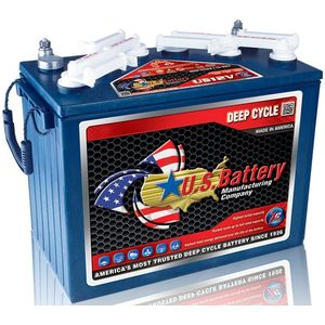 US12VXC Deep Cycle Monobloc Battery 12V 155Ah