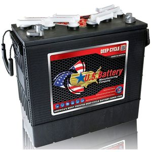 US185 Deep Cycle Monobloc Battery 12V 200Ah  Also Known As: PB12195, 1DC-185 10023, J185, CR-185, DC185, 921
