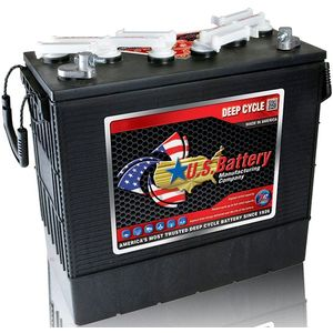 US185HC Deep Cycle Monobloc Battery 12V 220Ah  Also Known As: PB12215, DC-185HC 10024, J185P, CR210, DC185, 921