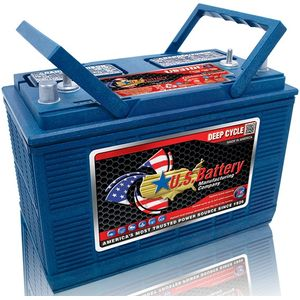 US31DCX Deep Cycle Battery 130Ah