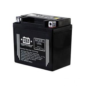 US5L US Powersports AGM Bike Battery 12V