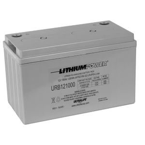 Ultralife URB121000 Lithium Battery 12V 100Ah